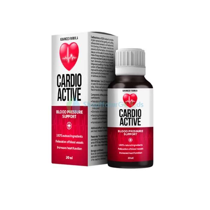 Cardio Active v České republice